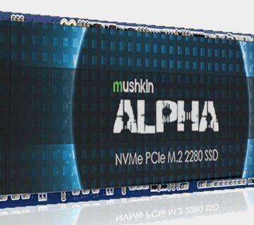 Mushkin ALPHA SSD