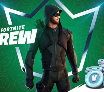 Green Arrow in Fortnite