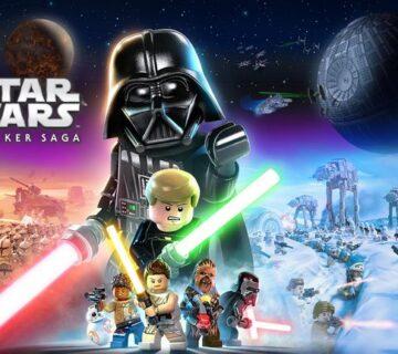 Lego Star Wars:The Skywalker Saga