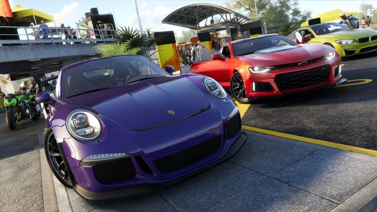 PlayStation Now: the crew 2