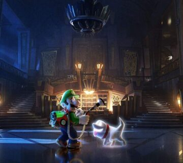 نینتندو luigis mansion 3