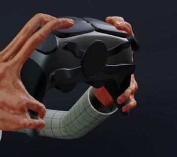 اگر دست انسان برای تجربهی بازیهای ویدئویی تکامل پیدا میکرد!