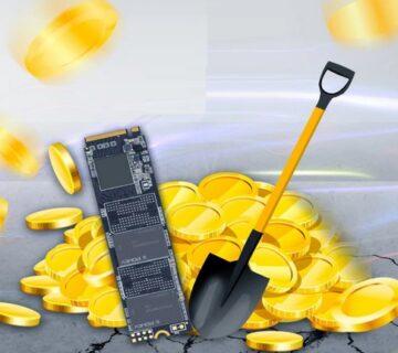 هجوم سودجویان به بازار SSD و هارد دیسک پس از محبوبیت Chia Coin