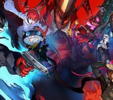 10 تفاوت عمدهی Persona 5 Strikers با Persona 5 و Royal
