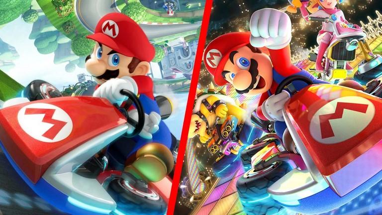 بازی Mario Kart 8 تاریخ ساز شد؛ یک رکوردشکنی خارقالعاده