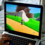 بازی فوقالعادهی Super Mario 64 را به راحتی با مرورگر اینترنت بازی کنید