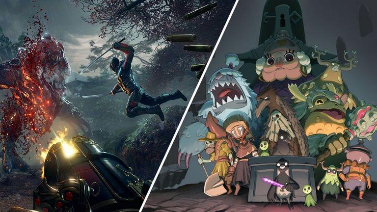 ناشر خلاق Devolver Digital در Summer Game Fest 2021 چهار بازی رونمایی میکند
