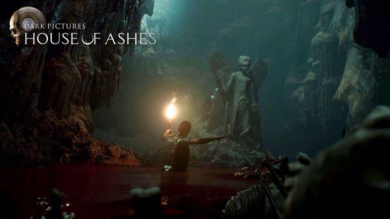 تاریخ رونمایی از گیم پلی بازی مورد انتظار The Dark Pictures Anthology: House of Ashes