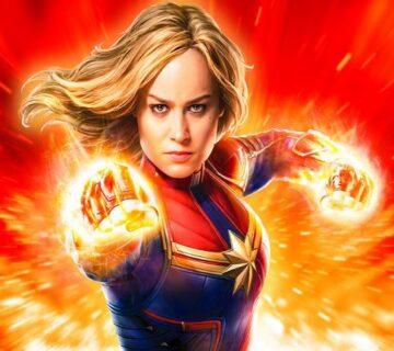 خانم Brie Larson برای نقش جدید خود در دنیای سینمایی مارول حسابی به تکاپو افتاده است