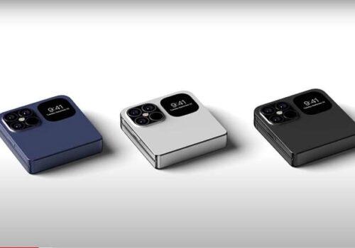 اطلاعات شگفتانگیز آیفون تاشو؛ صفحه نمایش 8 اینچی و فناوری لمسی پیشرفته