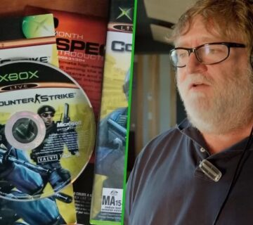 ظاهراً Gabe Newell افسانهای به عرضهی بازی برای کنسولهای جدید اشاره میکند
