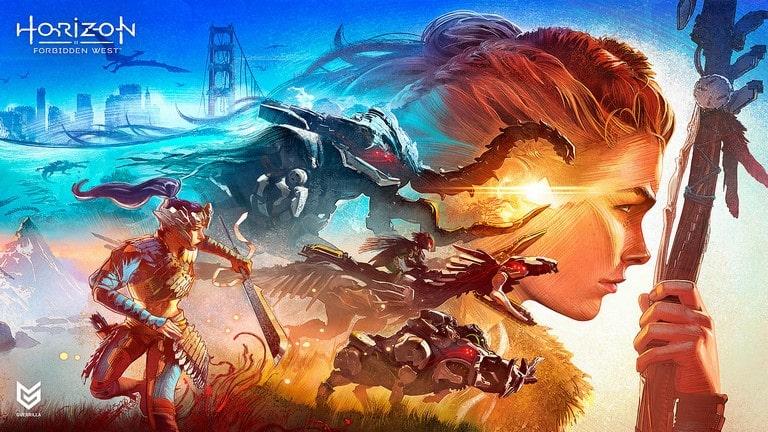 تحلیل نمایش جذاب بازی Horizon Forbidden West