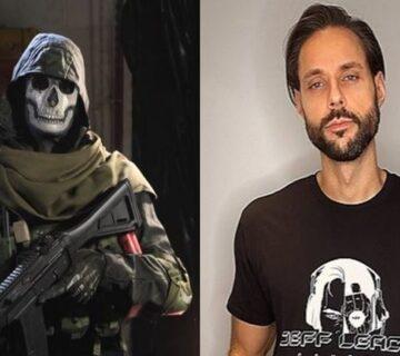 رسانههای زرد بازیگر نقش Ghost در Call of Duty را نابود کردند!