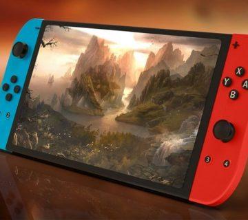 کنسول Nintendo Switch Pro برای لحظاتی در آمازون مکزیک ظاهر شد