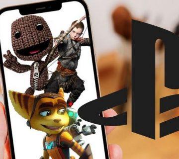 سونی قصد عرضهی بازیهای خود برای موبایل را دارد