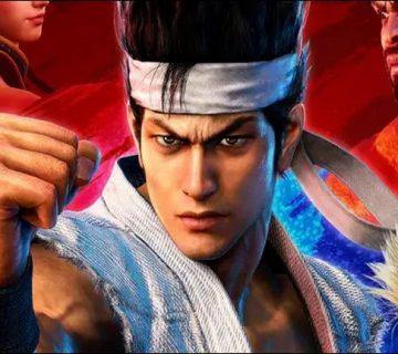 انحصاری PS4 معرفی شد؛ Virtua Fighter 5 Ultimate Showdown