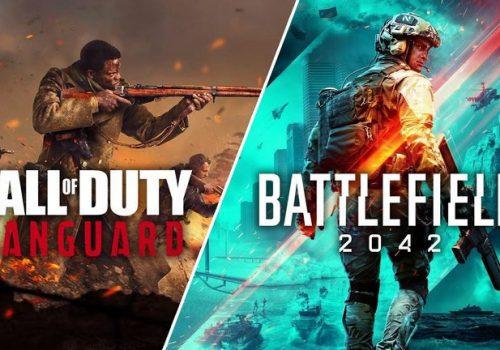 Battlefield 2042 یا Call of Duty Vanguard؛ کدام را بخرم؟