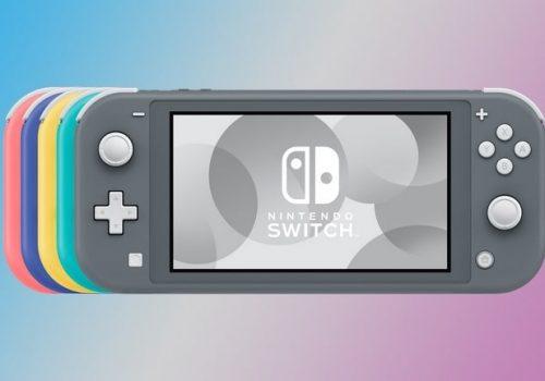 Nintendo Switch Lite جلوی پیشرفت نینتندو را گرفته است