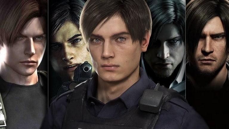 بازیهای جدید Resident Evil نمیتوانند Leon را نادیده بگیرند
