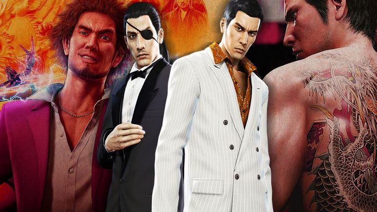 رتبهبندی عناوین اصلی فرانچایز Yakuza بر اساس امتیاز منتقدان