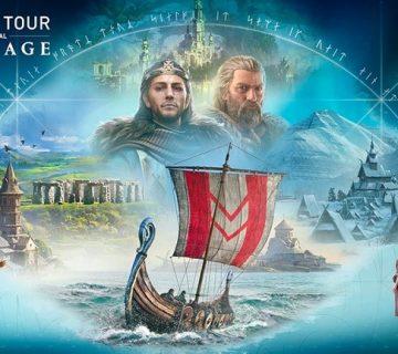 سفر به عصر وایکینگها با Assassin's Creed Discovery Tour: Viking Age