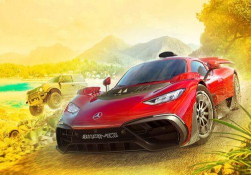 روند ساخت Forza Horizon 5 به پایان رسید