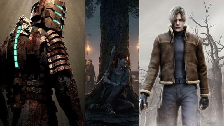 10 بازی وحشت و بقا با داستانی بهتر از The Last of Us Part 2